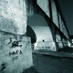 Giovanna Nucci, Pares Dispares - Arco da Lapa, Fotografia, 165 x 110 cm, 2009. Tiragem de 6.